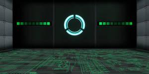 MMD - Cyber Thunder Cider Stage DL