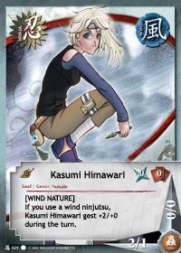 Kasumi Himawari KNG deck by narutop