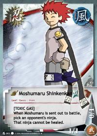Moshumaru Shinkenkan KNG deck by narutop