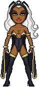 Uncanny X-Men: Storm by GEEKINELL