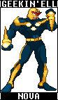 Marvel Heroes: Nova