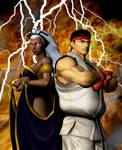 XNALARA: Marvel vs. Capcom