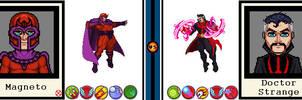 AvsX - Magneto vs. Doctor Strange