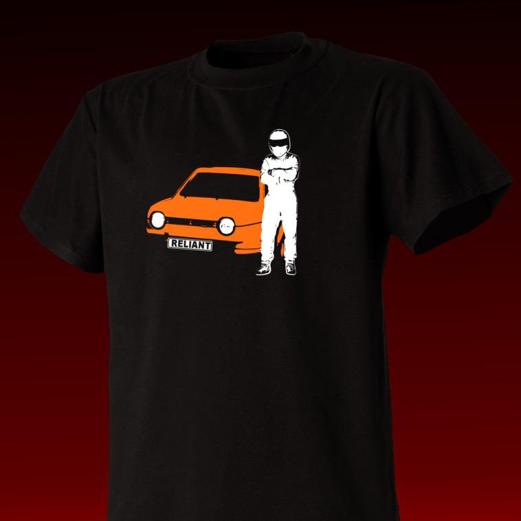 Top Gear Reliant Stig T Shirt By Dextermurphy On Deviantart