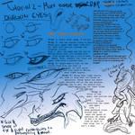 Tut1- Dragon Basics - Eyes by ph34rth3ll4m4
