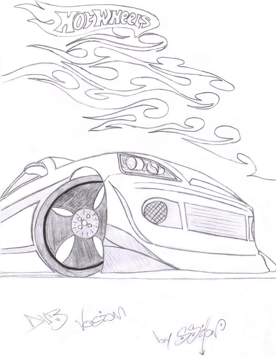 dub cars coloring pages - photo#13
