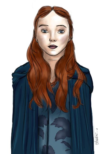 Sansa by death-note-intheDNA