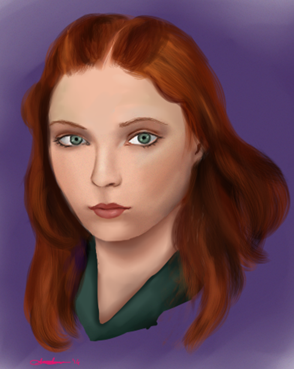 Sansa Stark by death-note-intheDNA