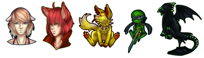 Colorful Batch [Contest Prizes[