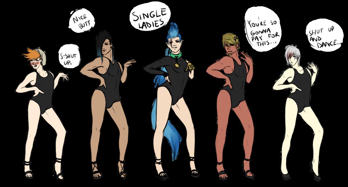 Single ladies photos