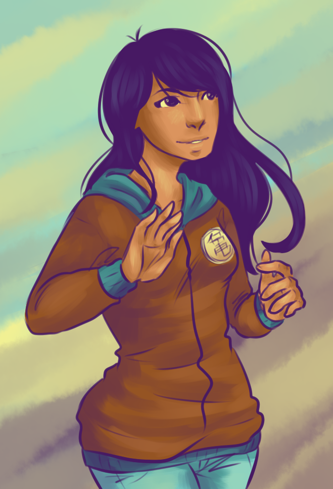 Palette Challenge #3 [TheLilAnimator] by popolis