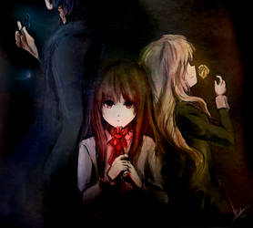 Three by ayayato