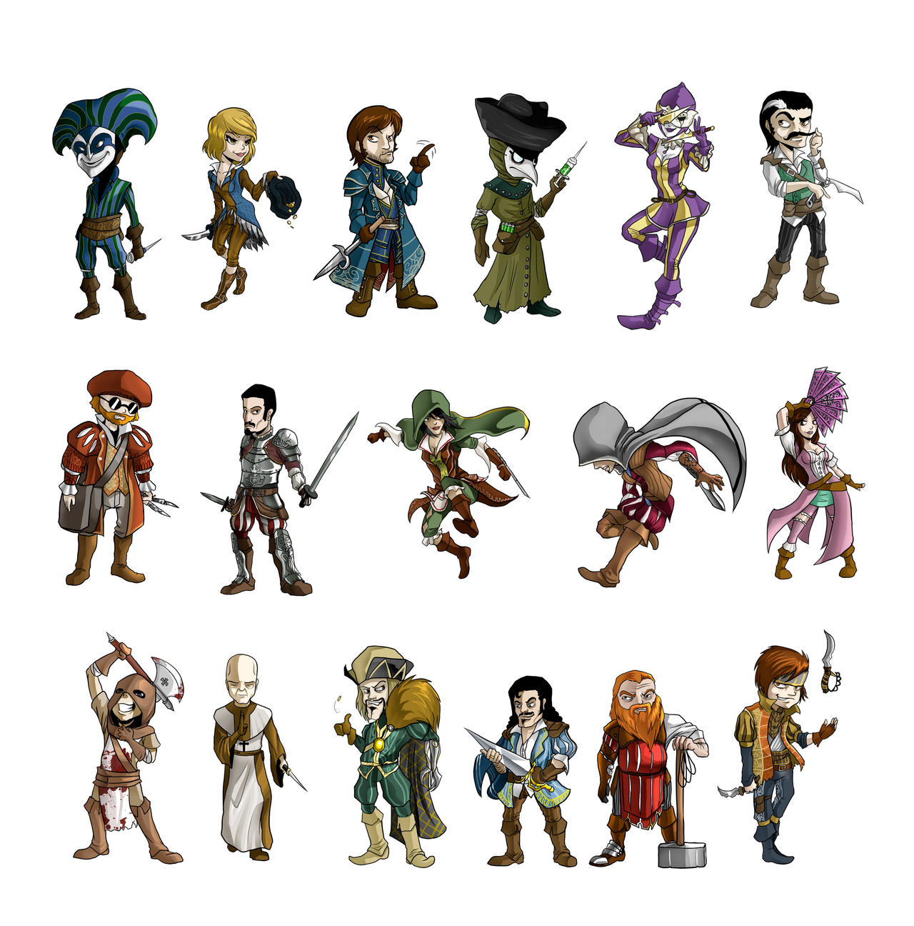 multiplayer_characters_by_edux567-d32wbk