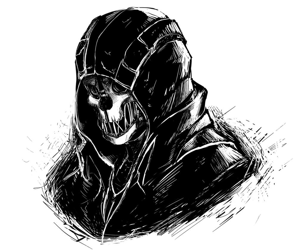 Dishonored Fan Art Corvo Video Games Wallpapers Hd: Dishonored By TheSnowZombie On DeviantArt