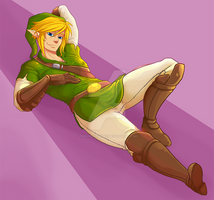 Link Pin-up