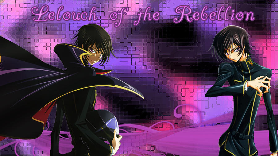 lelouch wallpaper. Lelouch Lamperough wallpaper