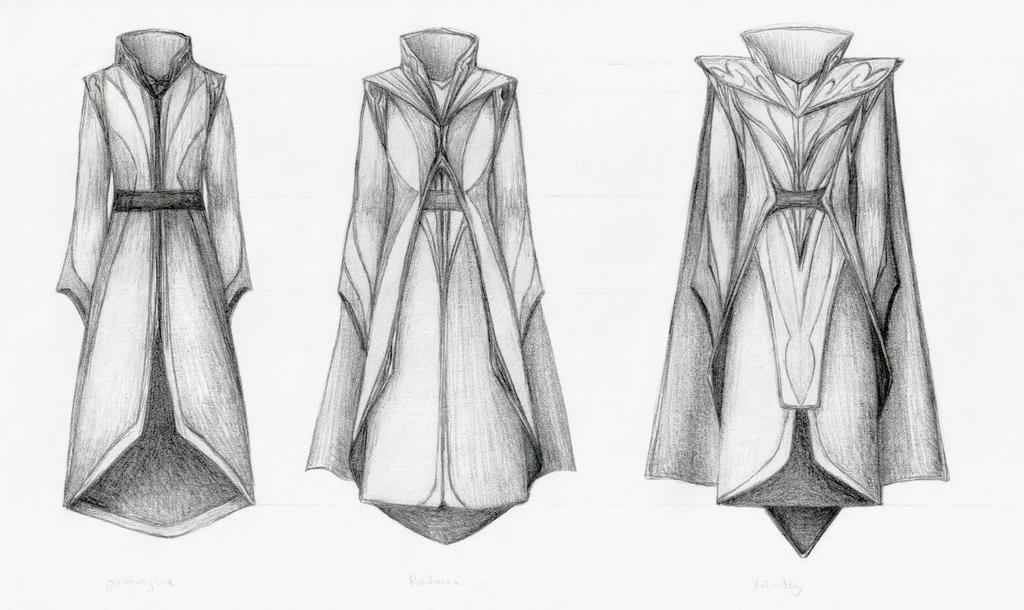 Wizard robes by KiraraDesign ... & Wizard robes by KiraraDesign on DeviantArt