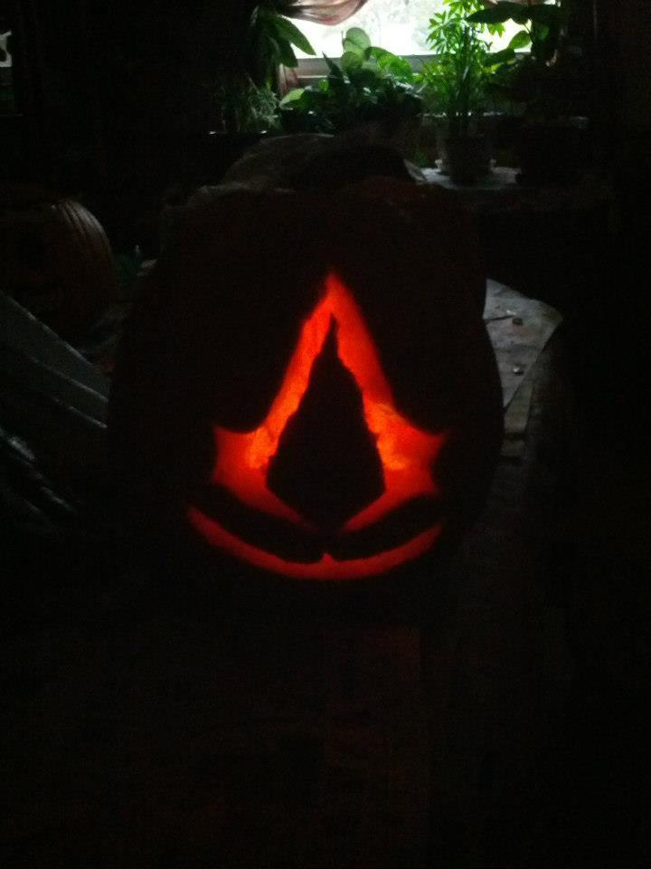 My AC3 Pumpkin by suzuka11