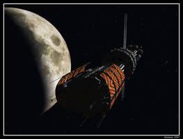 EA Exploration Vessel Cortez by karanua