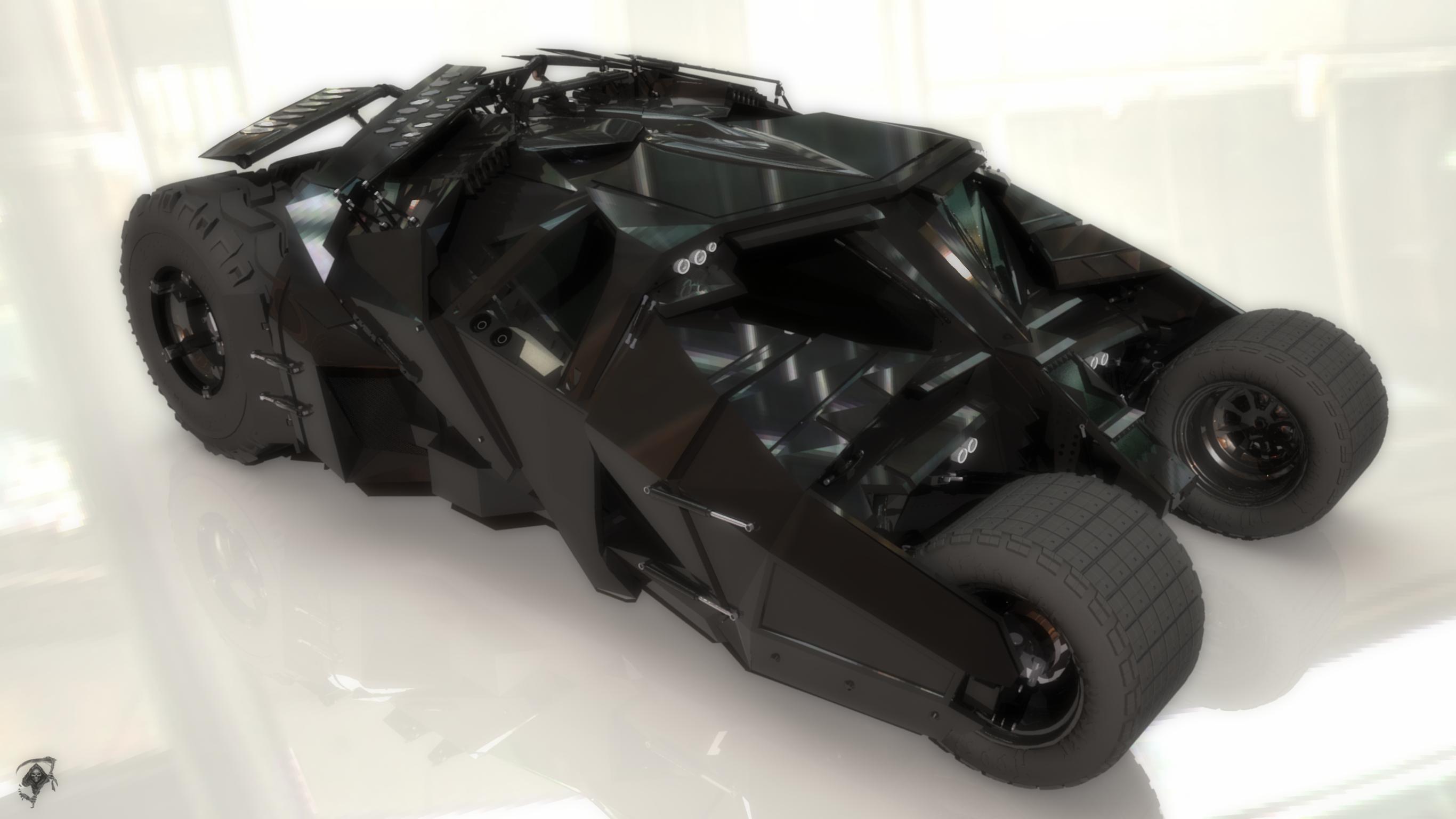 ..It's a black tank by karanua