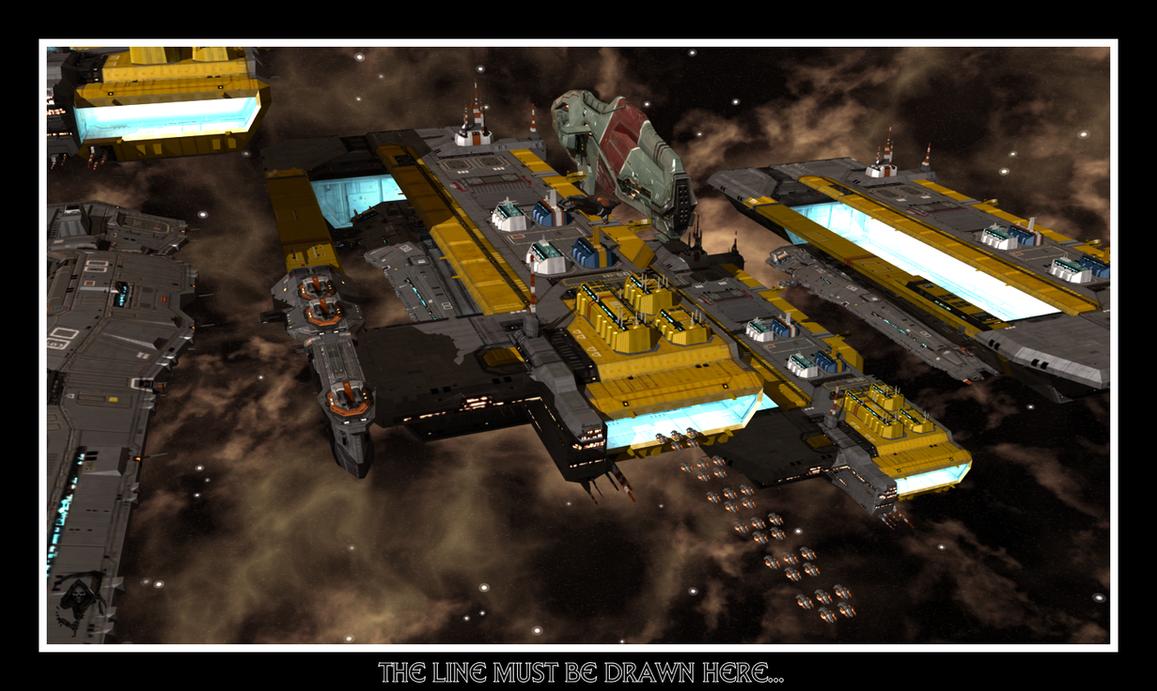 Battle Lines by karanua