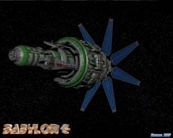 Babylon 4 by karanua