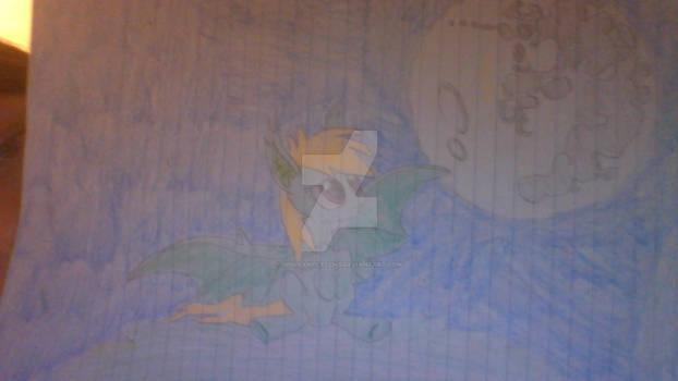 my little pony bat oc