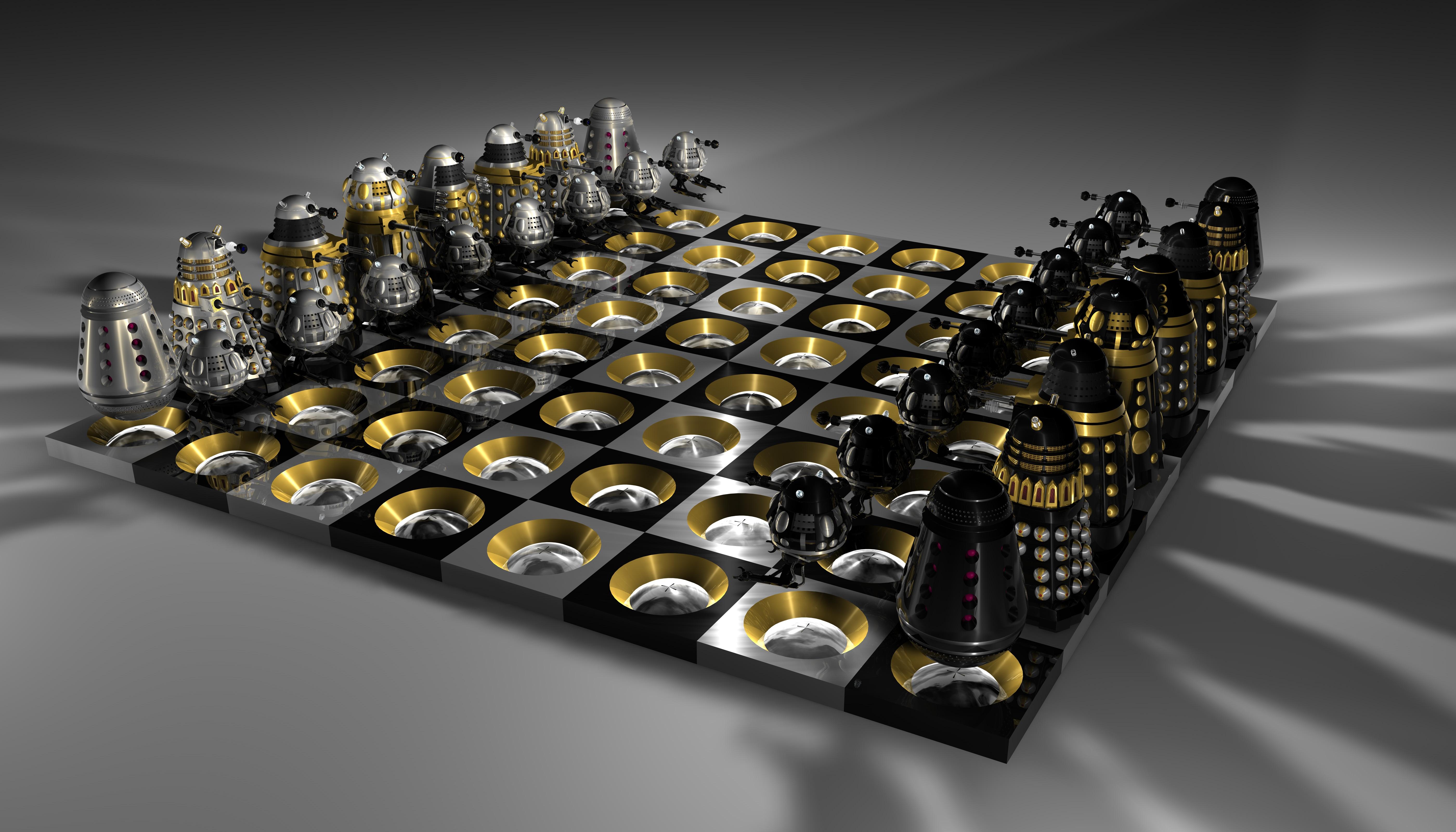 dalek chess