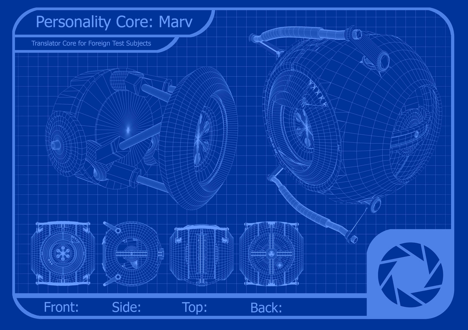 Marv Blueprint by Slythenperior
