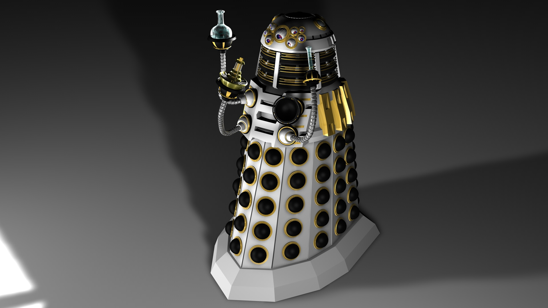 Buy Glass Daleks