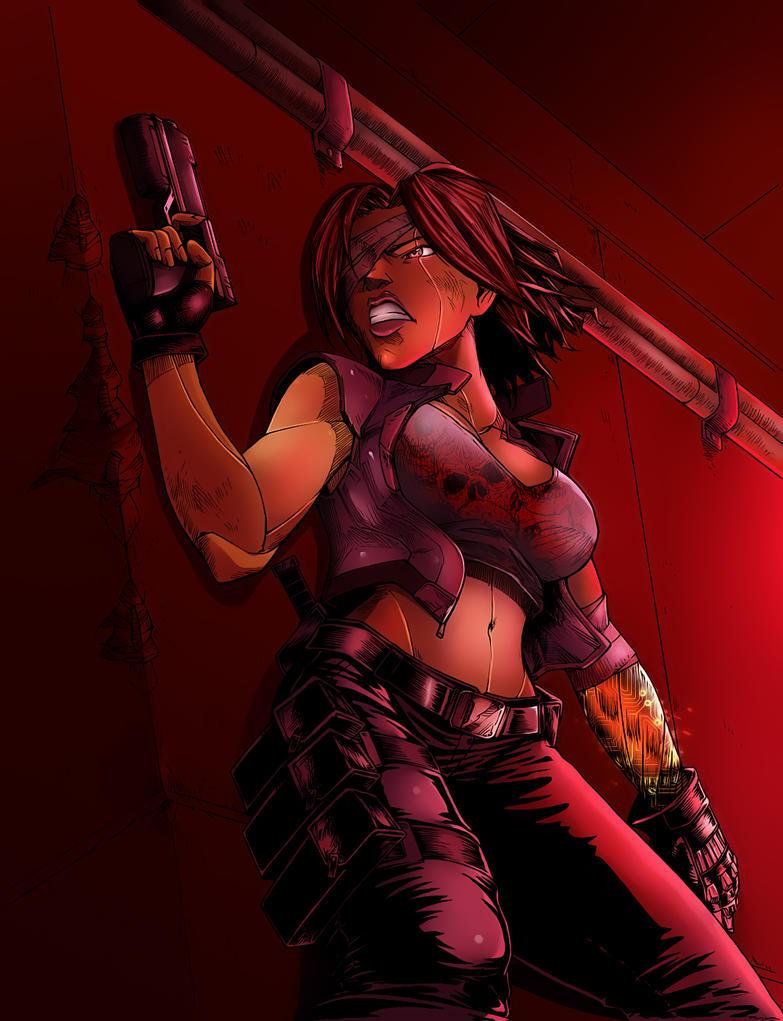 Code Red by DarklinkX8
