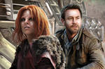 Defiance Nolan and Irisa
