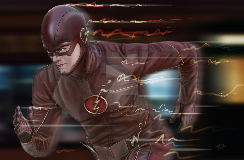 Flash by TheArtofScott