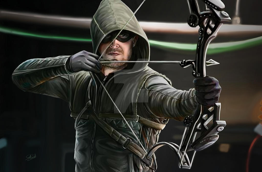 Arrow by TheArtofScott