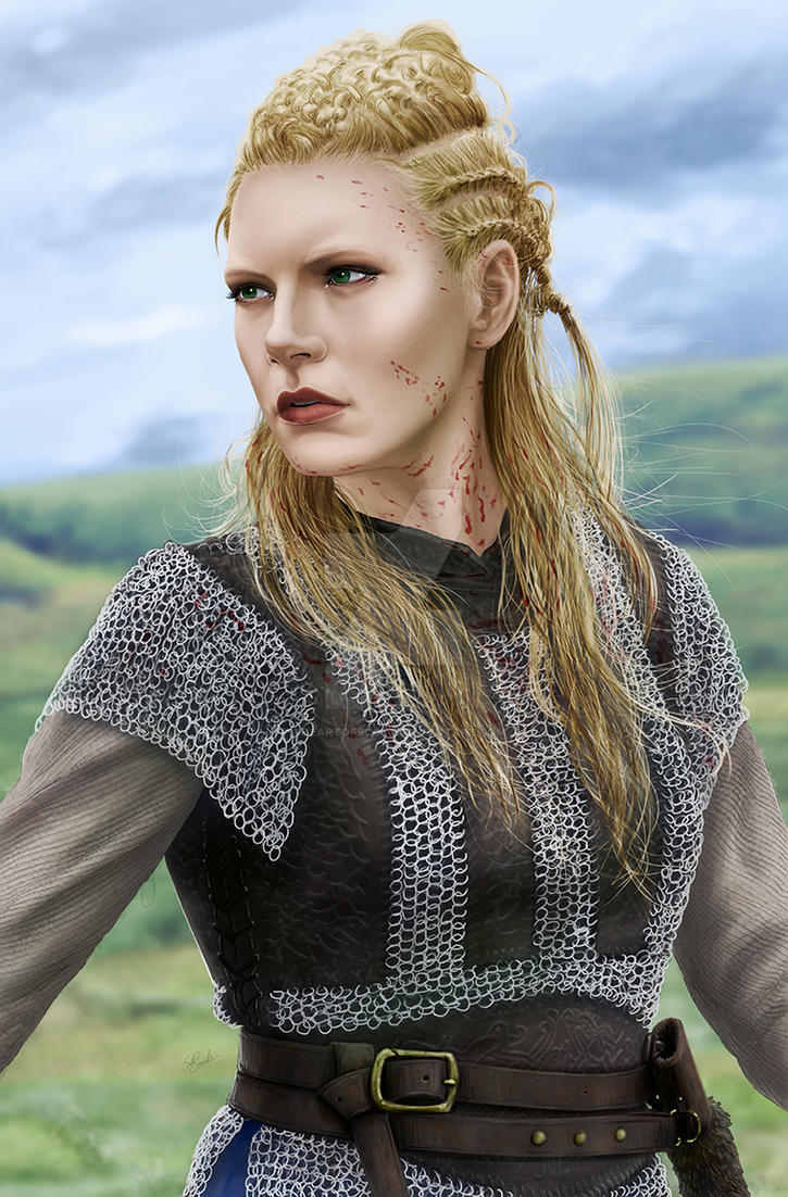 Lagertha web jpg by TheArtofScott