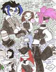 SERA FANART READ COMMENT by VampireLouislove