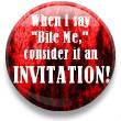 Anita Blake- Bite Me by VampireLouislove