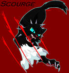 Scourge - Leader of Bloodclan