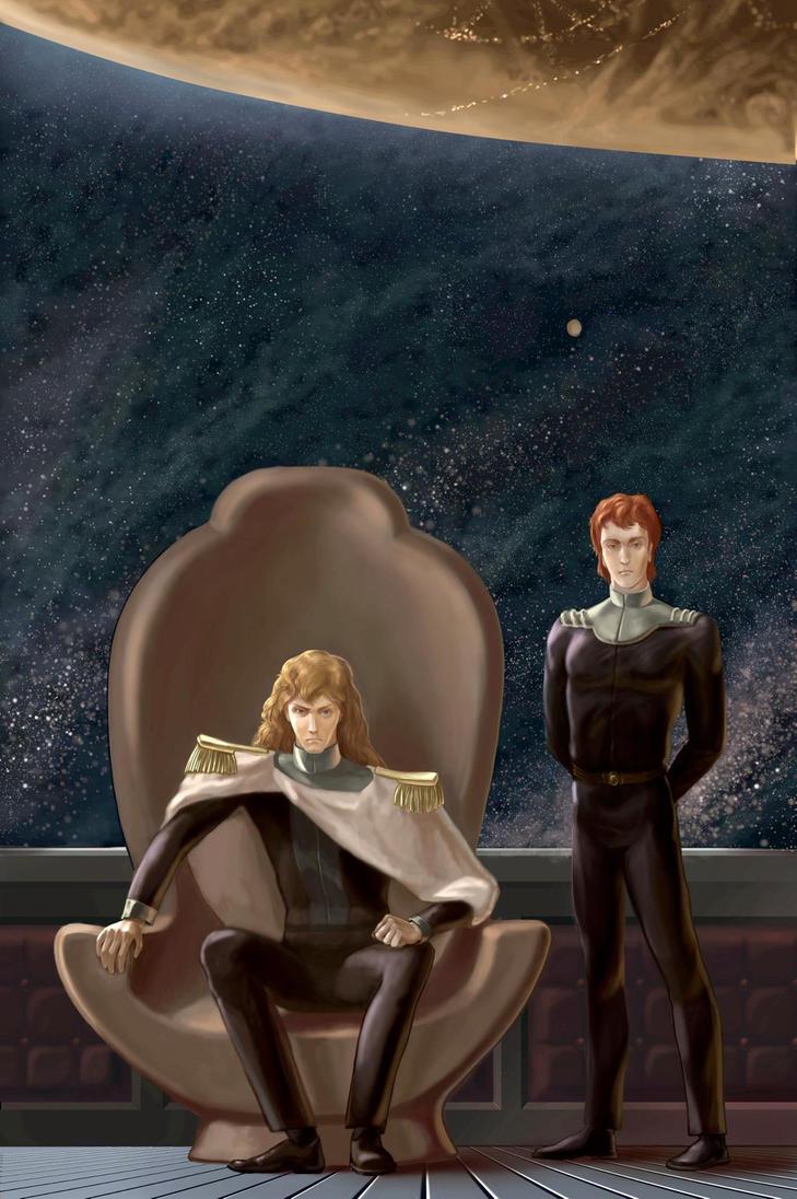 Reinhard and  Kirhice by Simulyaton