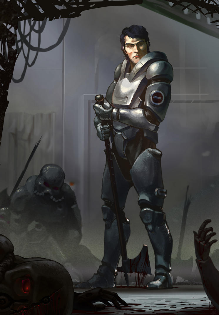 Schonkopf (Legend of the Galactic Heroes) by Simulyaton