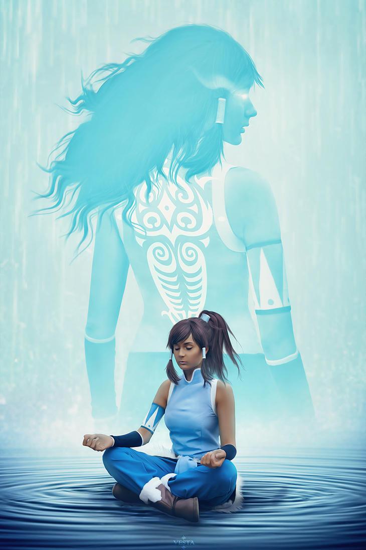 Avatar: The Legend of Korra by LetoAnastasia