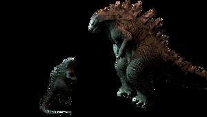 [SFM] Son of Godzilla