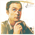 Sheldon Cooper Jim P. Ava by ManonGG