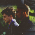 Spencer Reid Derek Morgan Icon by ManonGG
