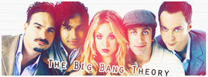 The Big Bang Theory Banner by ManonGG