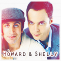 Howard and Sheldon TBBT by ManonGG