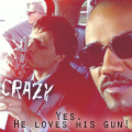 Matthew Gray Gubler Crazy Ava by ManonGG