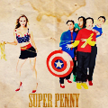 Icon TBBT Super Penny by ManonGG
