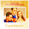 TBBT Superheroes Icon by ManonGG