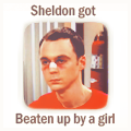 Sheldon Got Beaten Up by ManonGG